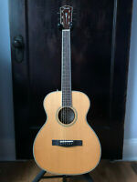 Fender PM TE Travel with Electronics Natural