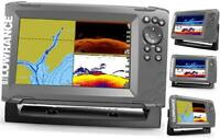 HOOK2 7 7 inch Fish Finder with SplitShot Transducer and US Inland Lake Maps