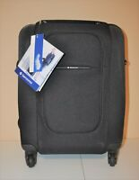 Samsonite Luggage Sahora 450 Series 21quot; Spinner Carry On Upright Black