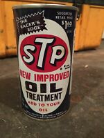 Vintage STP Oil Treatment Can Americana