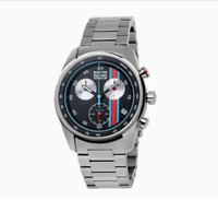 Porsche Driver#x27;s Selection Chronograph Watch Martini Racing