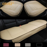 Leather Car Seat Cover Set Full Surround Universal For Auto Interior Accessories $39.99