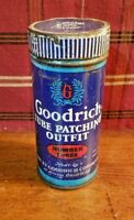 Vintage Goodrich Tire Tube Patching Outfit Number 3Tin Metal Can BF Goodrich