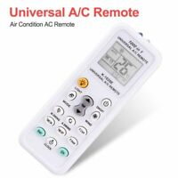 Universal Conditioner Control Remote K 1028E LCD A C Controller Low Power NEW $6.64