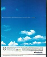 MALAYSIA AIRLINES BOEING 777 VOTED THE WORLD#x27;S BEST CABIN STAFF 2003 AD