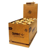 JUMBO DUTCH Pre Rolled King Size Paper Cones Unbleached 3 Cones in Each Pack GBP 22.99