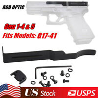 Tactical Concealed Carry Shoulder Pistol Hand Gun Holster Pouch for Right Left
