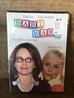 quot;Baby Mamaquot; Universal DVD 2008 full amp; wide screen Tina Fey Brand New Sealed $4.99