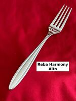 Reba Harmony for the Home ALTO Reba McEntire Stainless Steel Salad Fork 7 1 2quot; $14.49