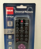 RCA Universal Remote Control 8 Device Works with all major brands RCRTBL08BE $23.97