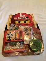 Lego Ninjago Wyplash Spinner Set 2175 Minifigure W Weapons amp; Cards Discontinued
