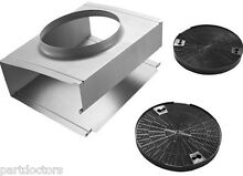 NEW Jenn Air Range Wall Hood Recirculation Non Duct Filter Kit W10272060
