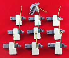 8318084   Washer  Lid  Switch for Whirlpool  Kenmore  Roper   10 Pack