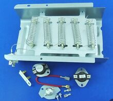 Dryer Heating Element 279838   Thermostat Kit  279816  3392519  3387134