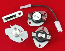 W10480709  3392519  3387134  WHIRLPOOL GAS DRYER THERMOSTAT FUSE KIT