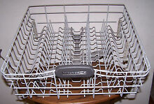 KitchenAid Dishwasher   UPPER DISHRACK ASSEMBLY   OEM WPW10350382    EUC