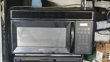 Hotpoint Above Stove Microwave