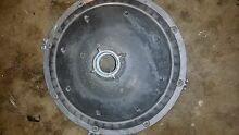 GE washing machine Model WCSE3100A inner tub base hub WH45X10027