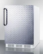Freestanding Residential Counter Height All Refrigerator   White FF61DPL
