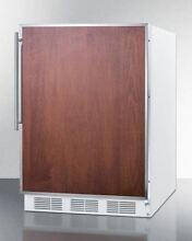 Built In Undercounter All Refrigerator General use White FF61BIFRADA