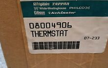 New Frigidaire thermostat vintage 08004906 8004906 53008004906