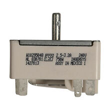 OEM W10295048 Kitchen Aid Range Switch Inf