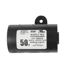 OEM W10278117 Whirlpool Washer Capacitor