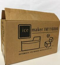 Frigidaire Sears Kenmore Electrolux Ice Maker Kit IM116000 replaces IM115