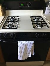 GE Fridge  Gas Stove and Dishwasher Set  rarely used