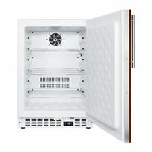 Summit SCFF52WIF Built In Undercounter All Freezer w Panel Ready Door