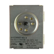 OEM W10296657 Kitchen Aid Range Switch Inf