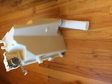 Ge Washer Main box and Water inlet pipe AP3861069  AP3884375