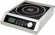 Aervoe Industries 6535 Max Burton Digital ProChef 3000 Induction Cooktop Stai
