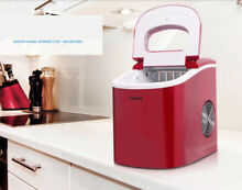 220V 85W Household Ice Machine Small commercial Rapid ice making machine