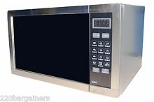 Sharp R77 220 240 Volt Large 34L Stainless Steel Microwave Oven 220V for Asia
