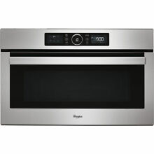 Whirlpool Absolute AMW730IX Built In Microwave   Grill Stainless Steel 2 Yr Gnte