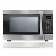 Chef Star Convection Microwave Stainless Steel  Certified Refurbished