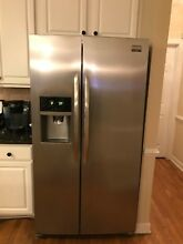 Frigidaire FGHS2631P 26 cu  ft  Side by Side Refrigerator