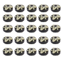25Pcs Washing Motor Coupler Insurance Part 285753A For Whirlpool Kenmore Crosley