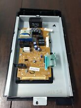 GE Microwave Control Board  WB27X10931  687181A004  A  with Keypad