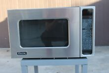 Viking Microwave VMOC205SS 1 5 cu  ft  Countertop Microwave Oven with 1400 w