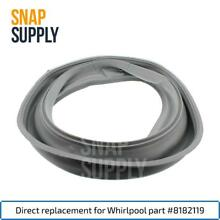 Door Boot for Whirlpool Part  8182119