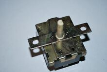 NORGE ADMIRAL MAGIC CHEF Washer Temperature Switch 35 0114 AP4044946  35 0113