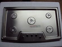 LG AGU73728902 GAS COOKTOP FRAME STAINLESS STEEL
