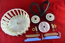 Dryer Repair Kit WPY312959  306508  303373K 12001541 WP6 3037050 303836 Belt New