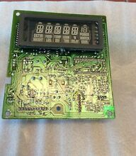 GE Microwave   Oven Combo Model   JKP76G0188 Circuit Board
