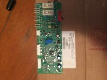 Dishwasher Electronic Control Board Part   12002711