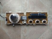 Ebr36858901 control panel for LG gas dryer