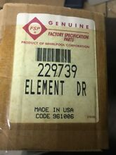 WP229739 229739 Heating Element for Whirlpool Dryer
