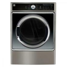 Kenmore Smart 81983 9 0 cu  ft  Electric Dryer with Accela Steam Technology